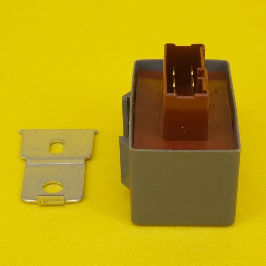 CITALL 39400 SR3 003 12V 7 Pin Fuel Pump Main Relay Fit