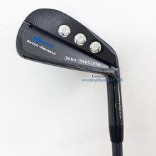 Новый гольф-клубов Жан Батист Saint Germain гольф утюги набор 4-9 P клубы Набор Графит или Сталь ручка клюшки для гольфа ручки для айронов Бесплатная доставка