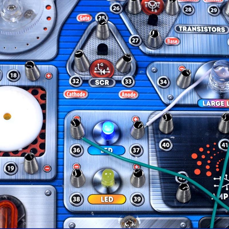 Physique jouet d'expérimentation Science L'éducation Jouet, Creative en Physique Technologie jouets d'apprentissage pour Enfants BLWLSY - 2