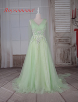 New Arrival Bridesmaid Dresses Lace Beading Wedding Party Dress Cheap Special Design A Line Factory Made