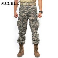 2015 SWAT Mens Camouflage Tactical Pants Multi Pockets Military Digital Camo Pants 7 Color Q0262
