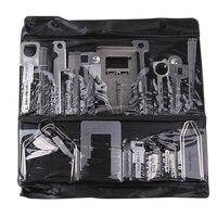 38 pcs Véhicule Voiture Radio Panneau De Porte De Réparation Outils Set Kit Suppression stéréo Headunit Audio Garniture Main Outil Kit pour Benz Sony Ford Audi