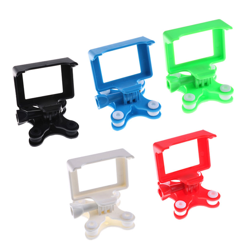 5 Color Camera Gimble Mount Set SYMA X8 X8C X8W X8G X8HC X8HW X8HG Holder Gimbal RC Quadcopter Drone Spare Parts For SJCAM GOPRO syma x8 x8c x8w x8g x8hc x8hw x8hg rc drone spare parts landing gear upgrade version quadcopter helicopter landing skids