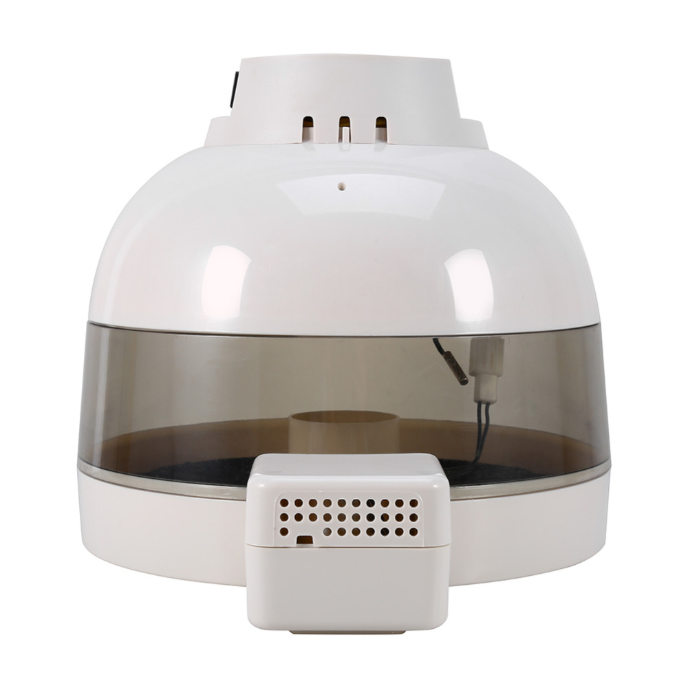 Digital Temperature 10 Mini Hatchery Egg Incubator Hatcher for Chicken Duck Bird Automatically Turn Eggs 220