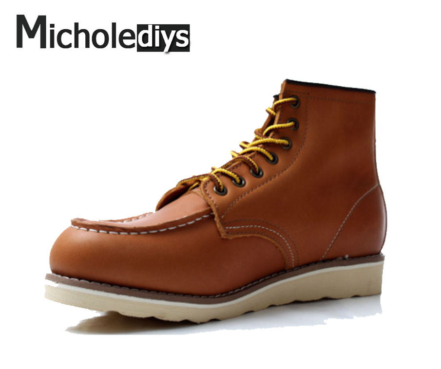 Online Get Cheap Red Wing Leather Boots -Aliexpress.com | Alibaba ...