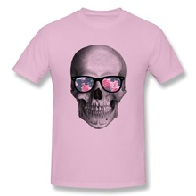 Plus Size Short Sleeve I SEE ROSES AFTER DEATH Men's tshirt Discount 100 % Cotton t shirt for Men's