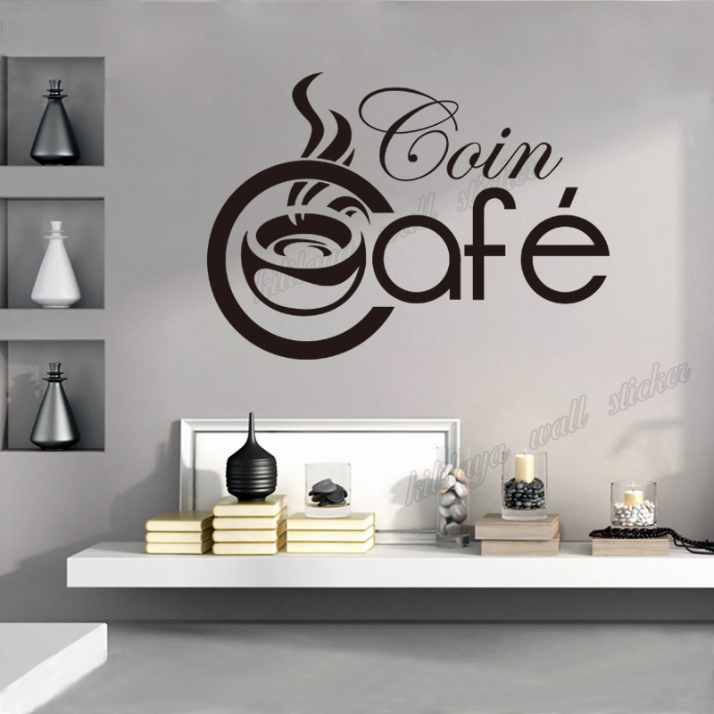 Kitchen Wallpaper Coffee: Compare Prices On Coffee House Posters- Online Shopping
