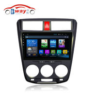 Bway 10 2 Car Radio For Honda City Old Android 4 4 Car Dvd Player With