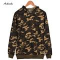 Fshion Camouflage Hoodies men khaki Cotton Clothes XXS To 4XL Thick Hoodie With Cap Men/women Camouflage Series