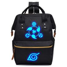 Unisex Sharingan Luminous Backpack