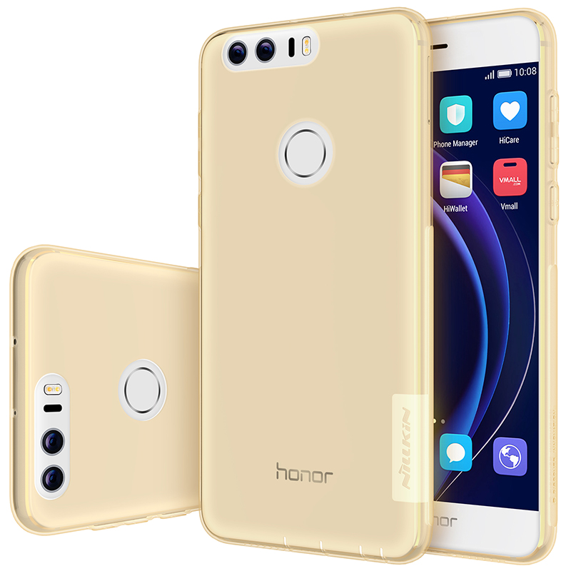 quality design 315fa ea29e US $4.99 |Nillkin Nature TPU case for Huawei Honor 8 phone cover for Honor  8 protective cover for Huawei Honor 8 soft ultra thin case-in Half-wrapped  ...