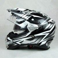 2015 New Arrival Brand THH Motocross Helmet Double Lens Off Road Helmet Men S Dirt Bike