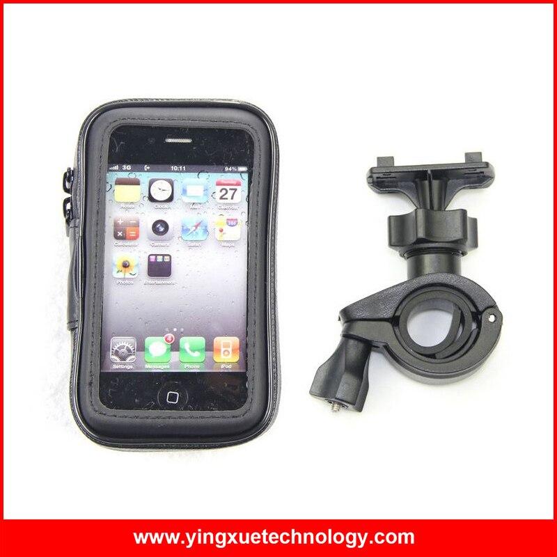 Motorcycle Motorbike Handlebar Mount Phone Holder with