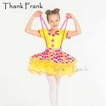New Suspender Ballet Tutu Dress For Kids Adult Short Sleeve Bow Modern Dance Costume C442 - DISCOUNT ITEM  0% OFF All Category