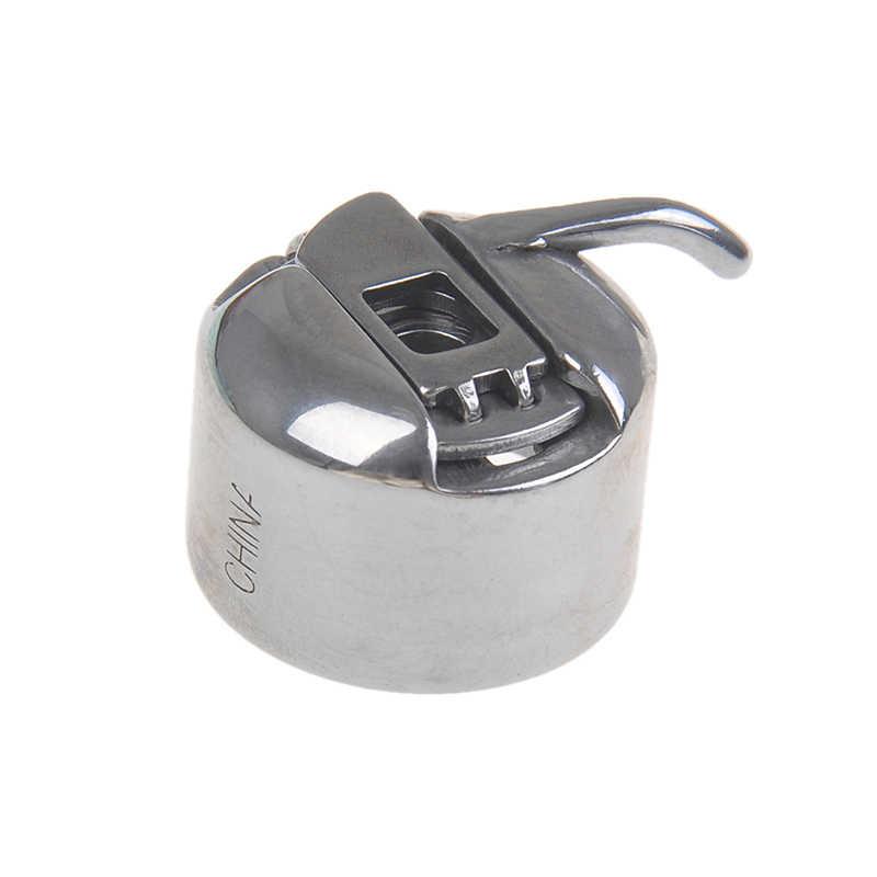 Hot koop Zilveren stiksels Metalen Machine Spoel Spool Case stiksels Machine Accessorries