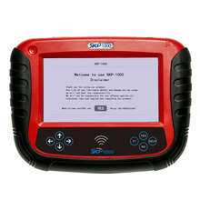 Original SKP 1000 SKP1000 Tablet Auto Key Programmer for All Locksmiths Perfectly Replaces SKP900 Key Programmer DHL Free