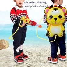 efa4e89b31 Baby beach toy Cute Cartoon Animal Kids Beach Toy Children Toy Water Gun Funny  Backpack Long