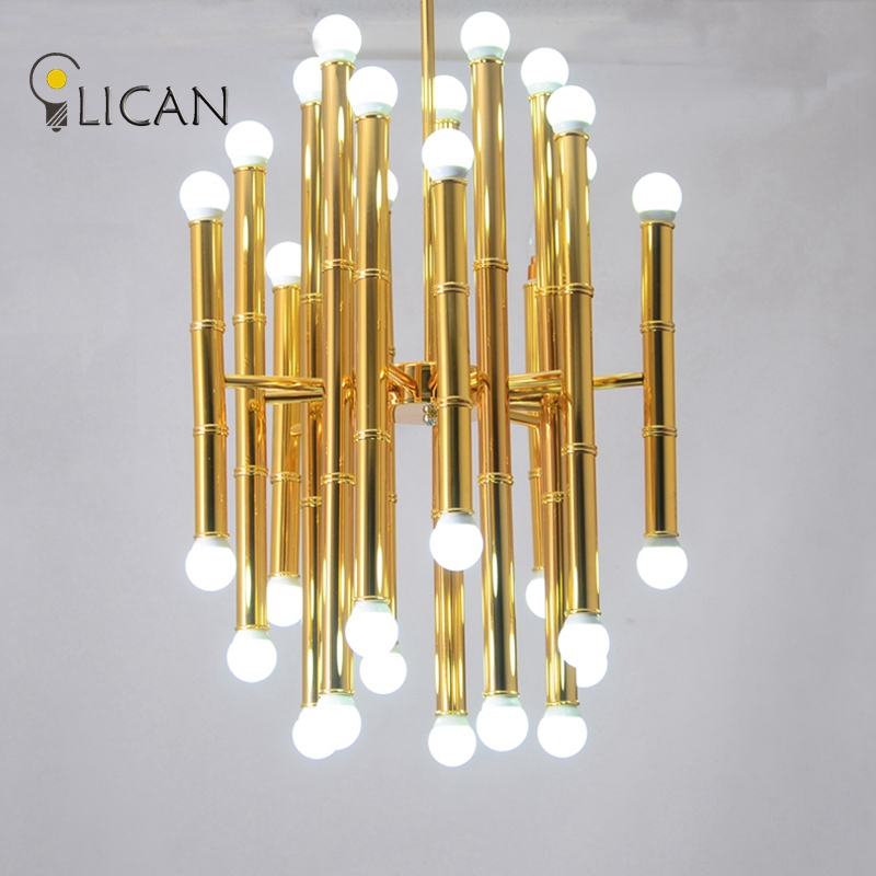 LICAN Lights Modern Led Pendant Chandelier Lights For Living Room Dining Room Home Decoration AC85-265V Pendant Led Chandeliers