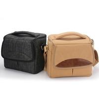 high quality Camera Bag for SONY A57 A290 A68 A77 A99 A7R II MarkIII A7II A7III A7S protector case shoulder bag shakeproof