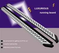 Luxurious Side Step Side Bar Running Board For Suzuki SX4 S CROSS 2014 2018 ATM Brand