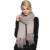 2016 Nuevas Mujeres Largas de Invierno Pashmina Bufanda de gran tamaño El mejor regalo en invierno cálido y moda mujeres necesario