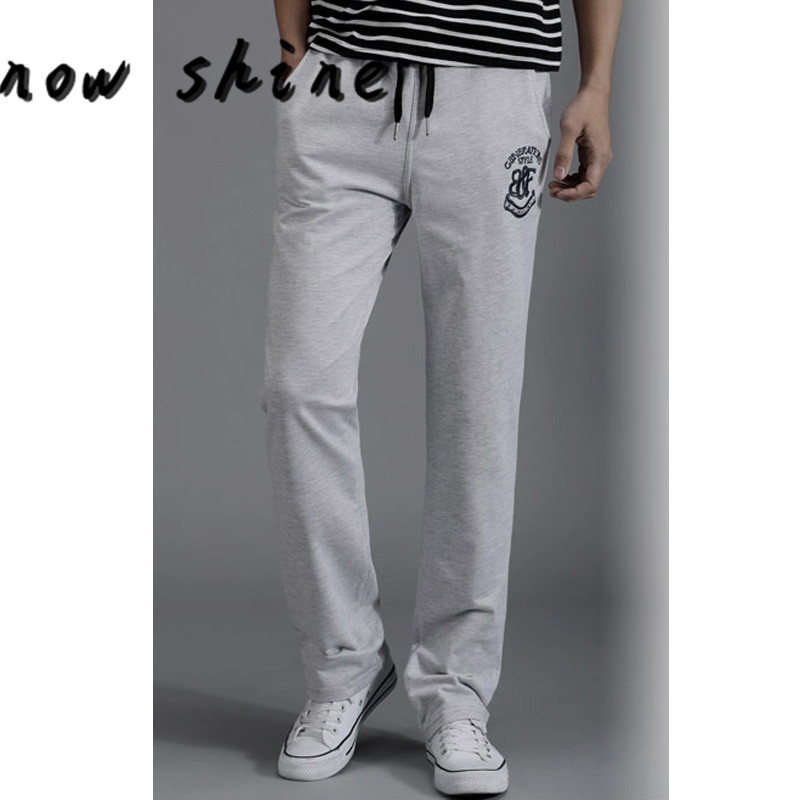 snowshine YLSW  Cotton  Pants Casual Thin Trousers Men Harem Pencil Pants free shipping