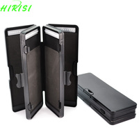 Hirisi Carp Fishing Rig Wallet 6 Way Stiff Hair Rig Tackle Box For 72 Hair Rigs