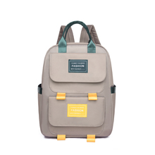 New Women backpack casual Oxford school waterproof shoulder bag backpacks for teenage girls student Mochila