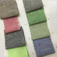 60% лен 40% хлопок модная ткань для пошива одежды