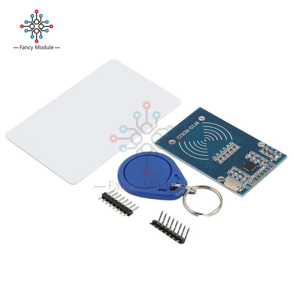 New Mfrc 522 Rc Rc522 Rfid Wireless Ic Module S50 Fudan Spi Ccl Anti Etching Pcb Circuit Board Ink Marker Pen For Diy Ebay 1xstraight Curved Rows Of Pin The Article
