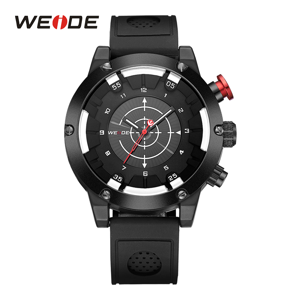 WEIDE Mens Sport Watches Man Clock Outdoor Wristwatch Fashion Men Watch Top Luxury Brand Sport Military Business Army Male Gift didun mens automatic mechanical watches top brand luxury watches men steel army military watches male business wristwatch clock