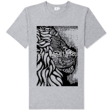 METALLICA fury lion soft comfortable UNISEX T shirt casual street style