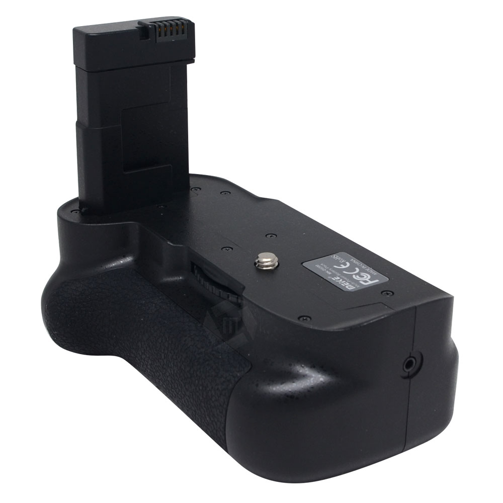 Mcoplus BG-D5300 Multi-Power Vertical Battery Grip Pack For Nikon D5300 D3300 DSLR Camera As EN-EL14 Meike MK-D5300