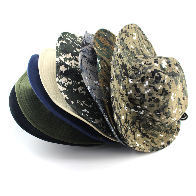 Hot 2018 Men Women Summer Outdoors Hunting Hat Military Bonnie Hat Tactical  Airsoft Camouflage Hunting Boonie Cap Multicam on Aliexpress.com  cda367ff884f