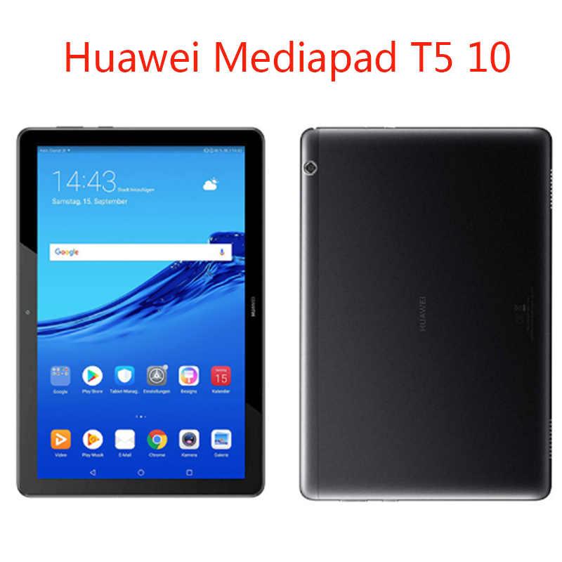 حالة ل حافظة لهاتف huawei MediaPad T5 10 AGS2-W09/L09/L03/W19 اللوحي فوندا بو أغطية جلد حافظة لهاتف huawei Mediapad T5 10 10.1'