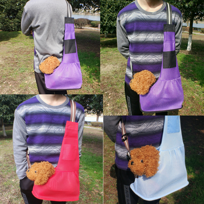[TAILUP] Pet Carrier Bag Slings Summer Pustende Pet Dog Carrier Bag - Pet produkter - Foto 6