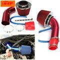 3 inch/76mm Coche Universal De Aluminio tubo de Admisión de Aire kit + Kit de Tubo de Conductos De Aire Del FILTRO de Aire Del Filtro rendimiento Kit de Admisión de Aire Frío