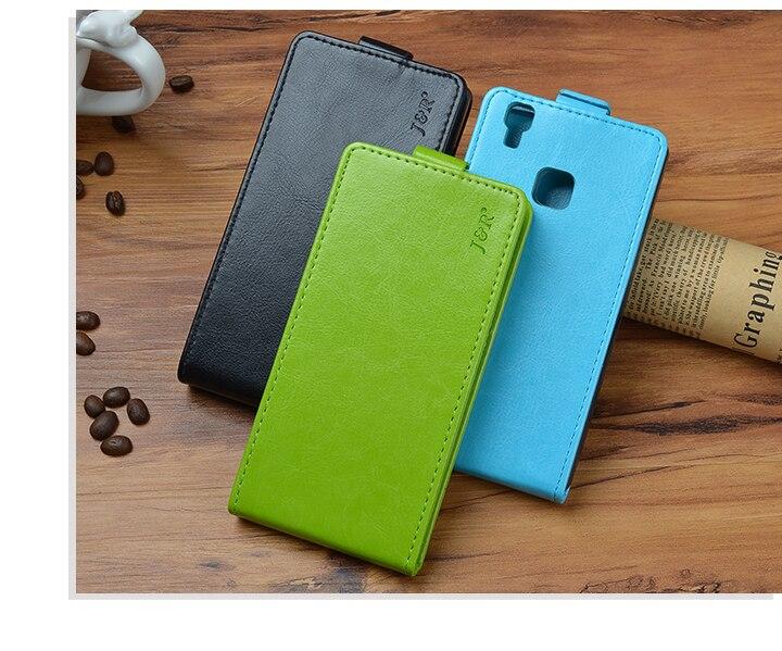 Dla doogee x5 max case wysokiej jakości pu skórzanej oprawie przerzuć w pionie telefon case fundas dla lenovo k6 x5 max uwaga (k53a48) 4