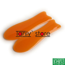 Wholesale and Retail Traditional Acupuncture Massage Tool / Beeswax Guasha board Relaxation Scraping new