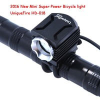 2016 New 2000 Lumens XM L2 Lamp Headlight Bike Light LED Headlamp Waterproof Mini design USB&DC With 4.2V Battery Pack