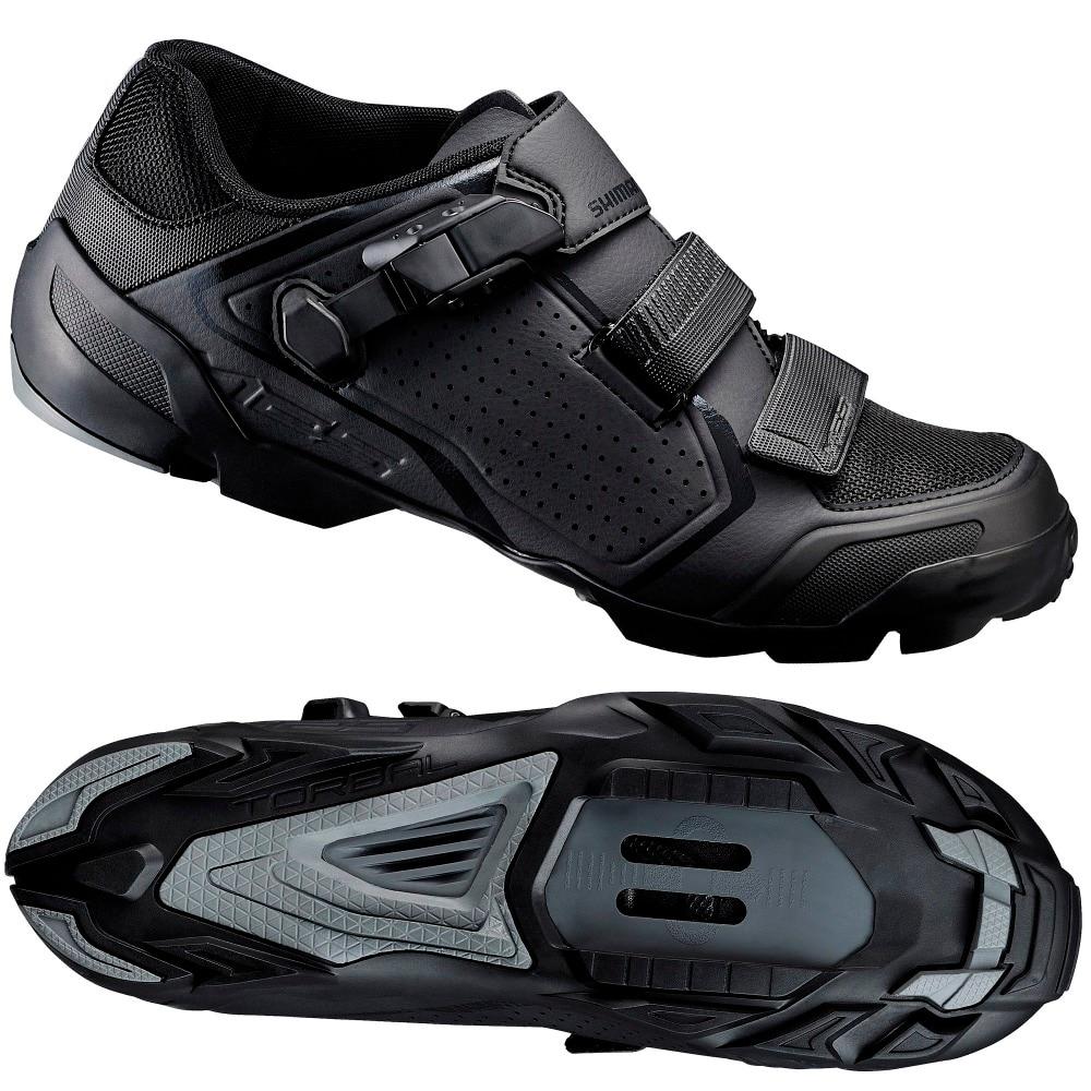 bicycle shoes shimano MTB SH-ME5 Bicycle Shoes Trail Enduro Shoe Men's Mountain Bike M089 2018 аксессуар shimano sh am900
