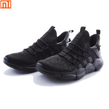XIAOMI Uleemark Sneakers Polymer sole Comfortable Soft Shoes Anti-skid Buffer Perspiration permeability Running man Sport