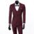 Mens Blazers Suit New Arrivals 2016 Jacket + Pant + Vest Formal Homens de Negócios Slim Fit Vestido Mais Recente Projeto Casaco Conjunto de casamento 3 Pcs XY03