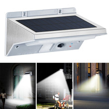 Mising LED Solar Lights Outdoor Motion Sensor 21 LED Solar Powered LED Garden Lamp 2835smd Security Emergency Wall Lamp