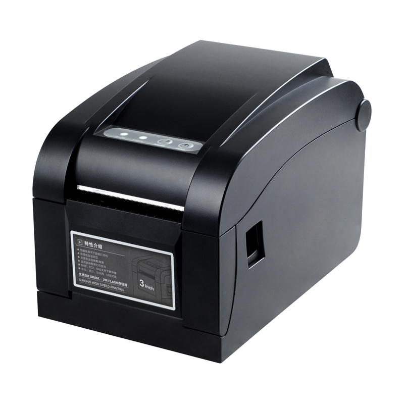 USB RS232 LAN interface Direct Thermal Line USB port Barcode Label Printer thermal barcode printer XP