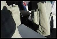 Asiento de coche cubierta de tela oxford para JAC K5/3 A13 iev b15 RS refinar s5 s3 s2 Brillantez AutoV3/5/H220/230/530/320 FRV/FSV/cross/wagen