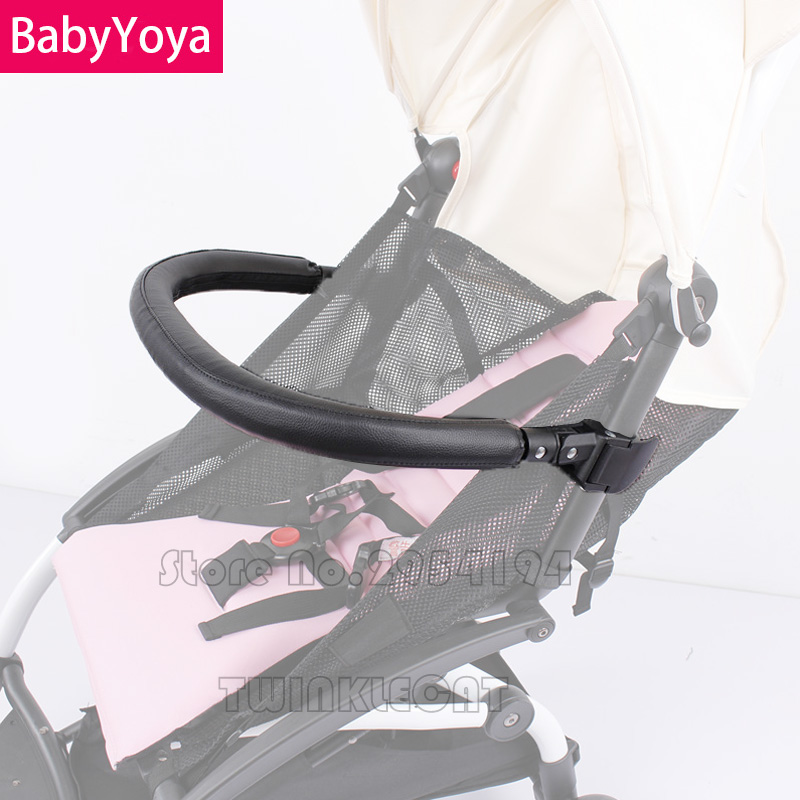 Baby Yoya Stroller Armrest Bumper Yoya Pram Stroller Accessories Bar Carriages General Bbz Yoyo Stroller Parts Pushchairs Pram