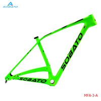 2017 SOBATO Newest Hot 29 Boost 29er Plus Mountain Bike Carbon Frame Cross Country Advanture