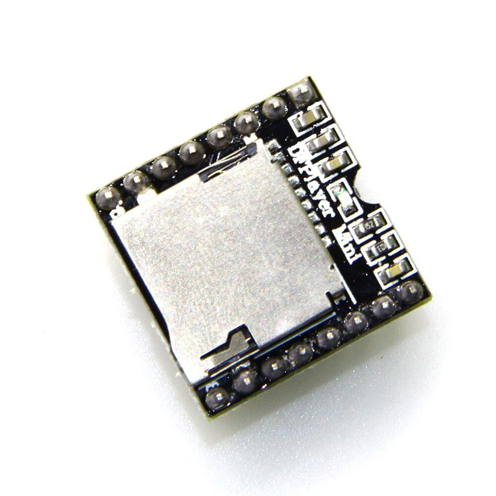 bilder für 50 stücke DFPlayer Mini Mp3-player Modul MP3 Stimme für Arduino DIY Unterstützung Tf-karte und Usb-festplatte