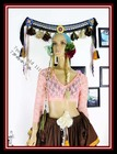 lace Belly dance top...
